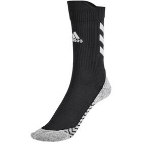 adidas Alphaskin Traxion Crew Socks, nero/grigio
